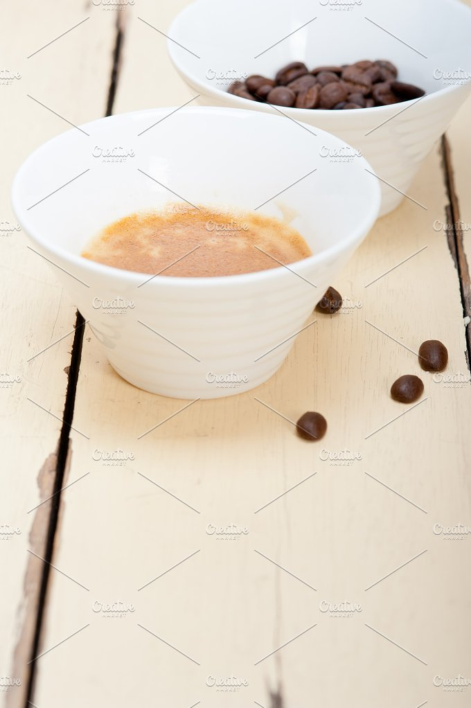espresso coffee and beans 011.jpg - Food & Drink