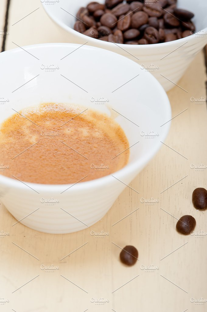 espresso coffee and beans 012.jpg - Food & Drink