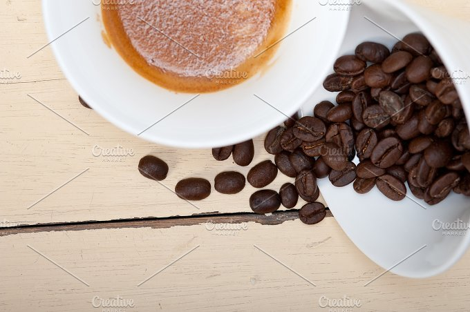 espresso coffee and beans 015.jpg - Food & Drink