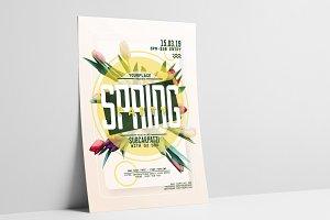 Spring Flyer/Poster