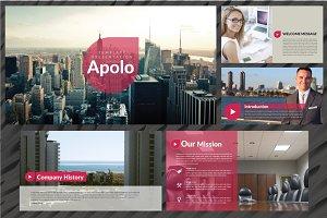 Apolo Presentation Template