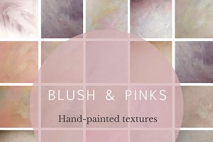 Blush & Pinks Texture Bundle