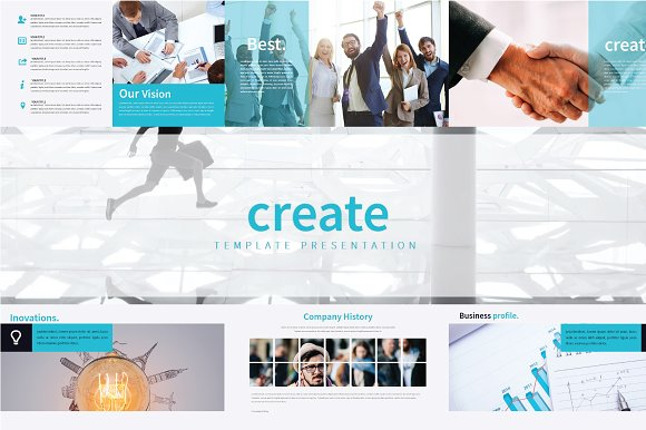 Create Keynote Presentation