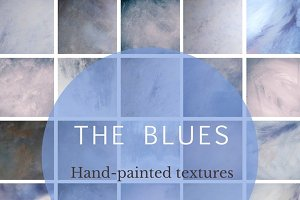 The Blues Texture Bundle