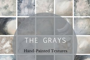 The Grays Texture Bundle
