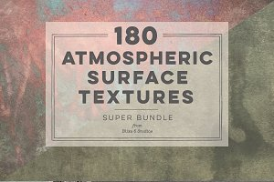 180 Atmospheric Surface Textures