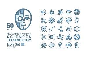 Science & Technology Bluetone