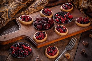 Mini tartlets