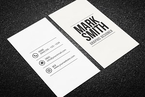 Minimal Business Card 33