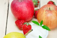 fresh fruits and organic yogurt 002.jpg