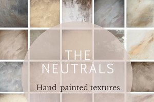 The Neutrals Texture Bundle