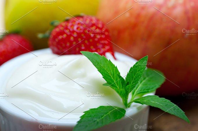 fresh fruits and organic yogurt 026.jpg - Food & Drink