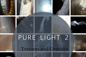 Pure Light Photoshop Overlays