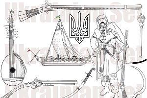 Ukrainian set