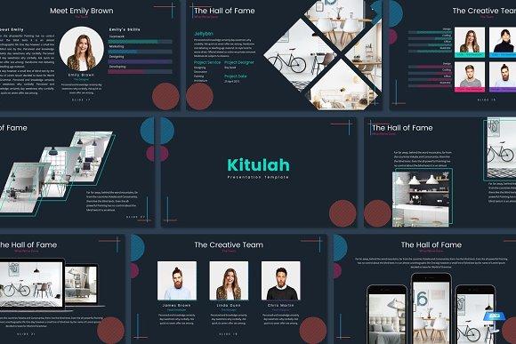 Kitulah Keynote Template