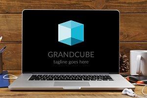Grand Cube Logo