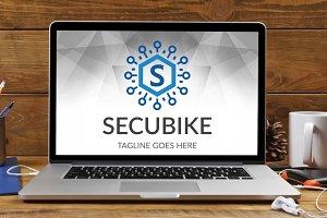 Secubike Letter S Logo