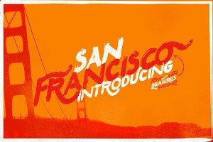 San Francisco Font