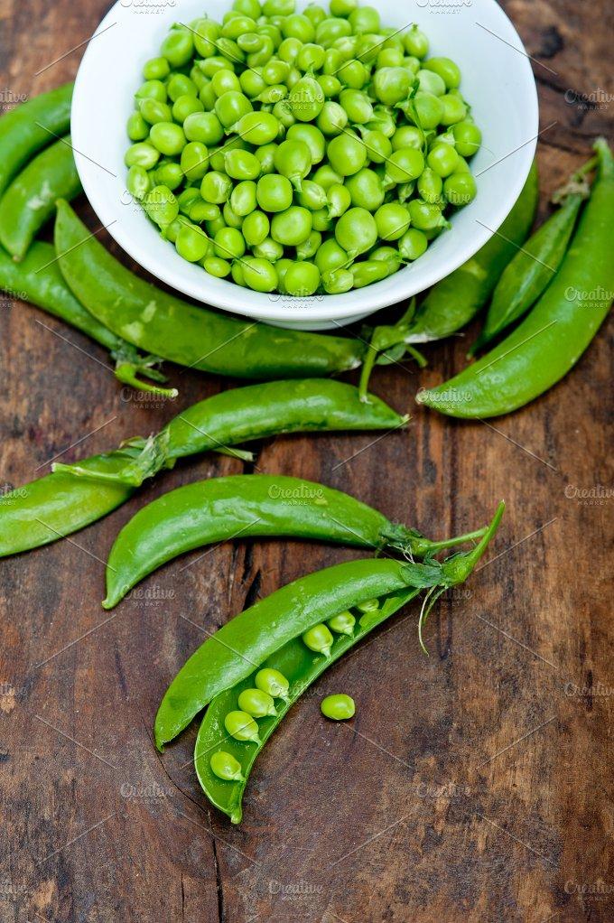 fresh green peas 070.jpg - Food & Drink