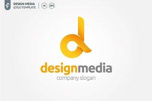 Design Media Logo