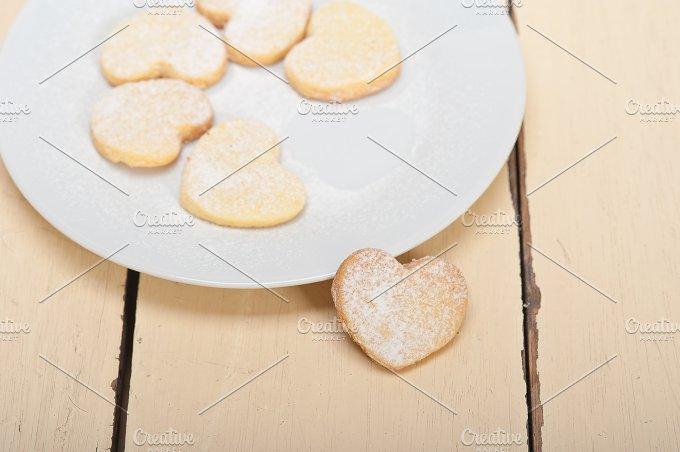 heart shaped cookies 009.jpg - Food & Drink