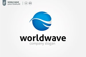 World Wave Logo