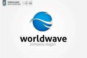 World Wave Logo