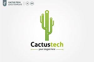 Cactus Tech Logo