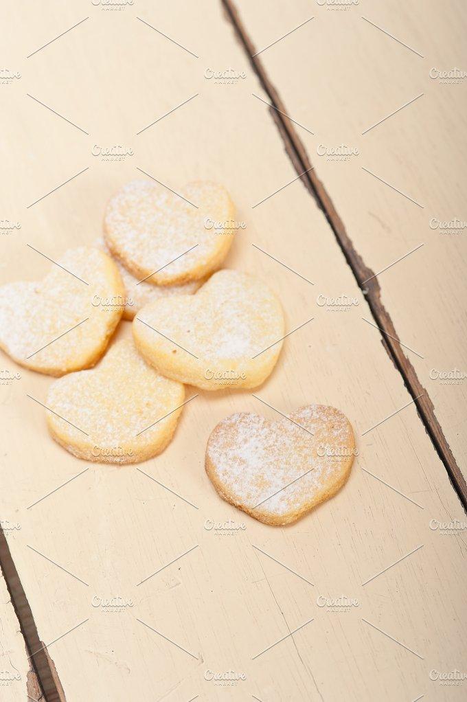 heart shaped cookies 018.jpg - Food & Drink