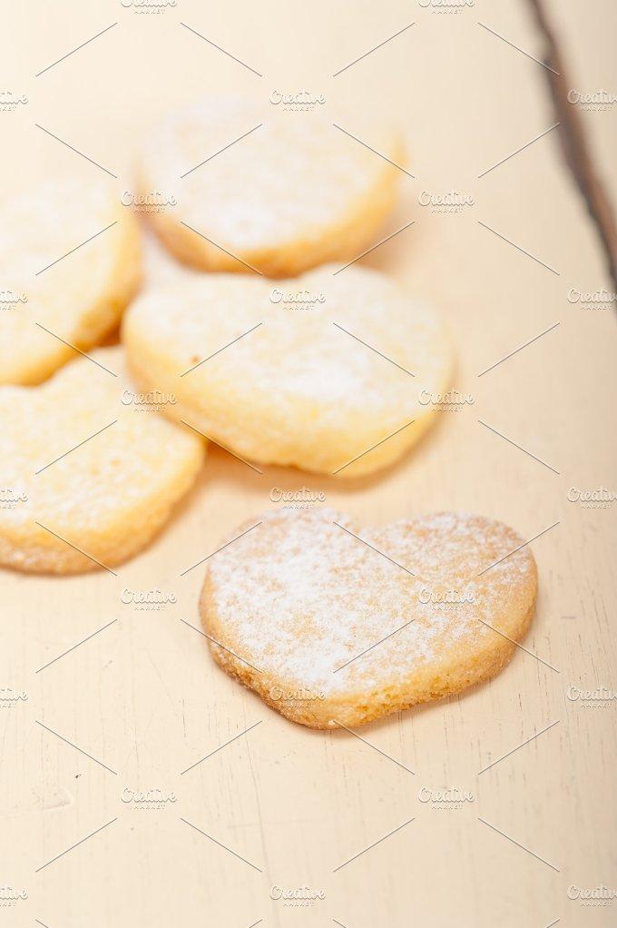 heart shaped cookies 019.jpg - Food & Drink