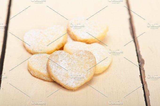 heart shaped cookies 022.jpg - Food & Drink