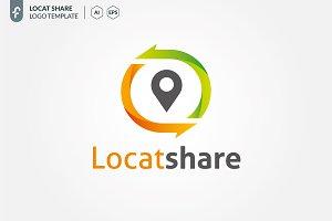 Locat Share Logo