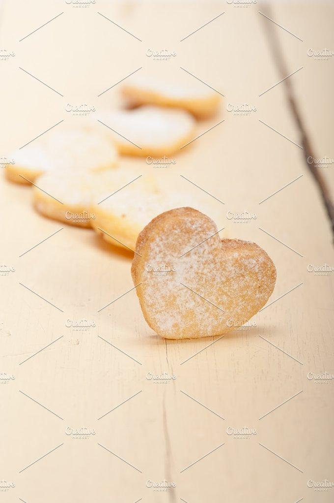 heart shaped cookies 027.jpg - Food & Drink