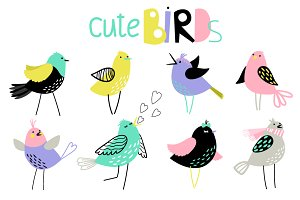 Birds & Butterflies