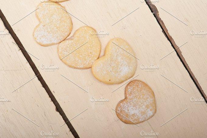 heart shaped cookies 032.jpg - Food & Drink