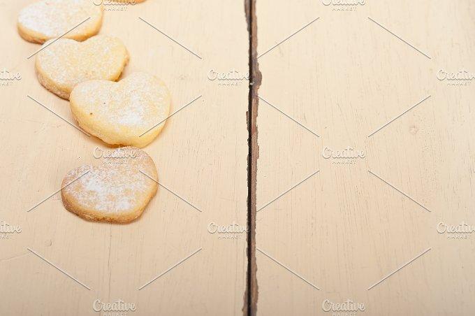 heart shaped cookies 036.jpg - Food & Drink