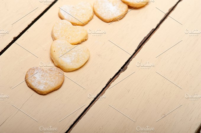 heart shaped cookies 035.jpg - Food & Drink