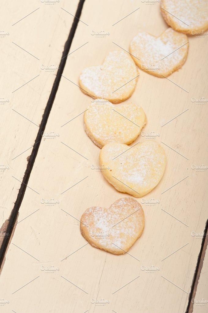 heart shaped cookies 038.jpg - Food & Drink