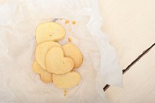 heart shaped shortbread cookies 004.jpg