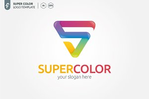 Super Color Logo
