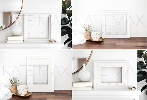 Interior Frames Stock Photo Bundle ~ Product Mockups ~ Creative Market
