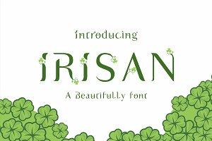 Irisan Font ( a Beatifully Font)