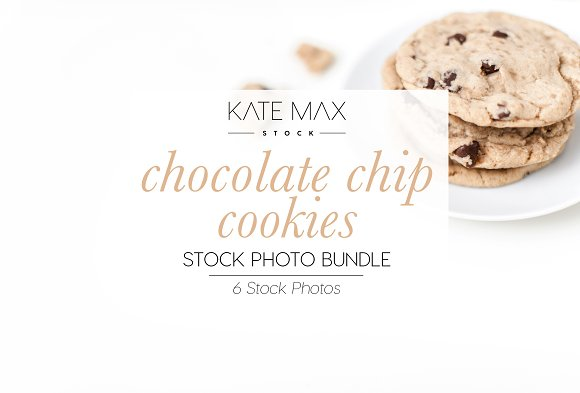 Cookie Stock Photo Bundle