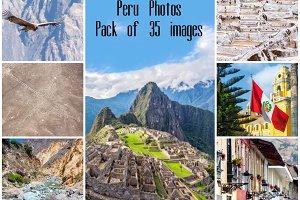 Peru Photo Pack