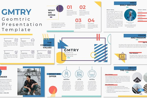 GMTRY Keynote Template