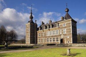 Eijsden Castle in Holland