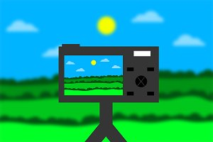 Photo landscape
