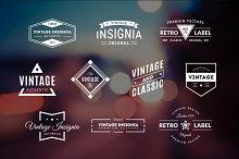 10 Retro Logos Vol. 3