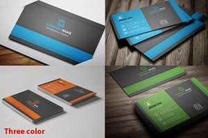 Corporate Business Card-V02