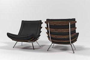 1801 Lounge chair